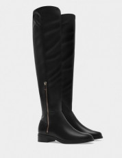 Stradivarius BlackTaconNegro