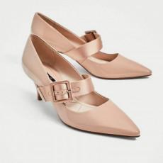Zara BasicNudeShoes