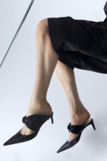 Zara BowLeatherShoes