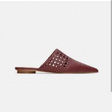 Zara BrickMulesShoes