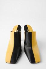 Zara LeatherDualMules