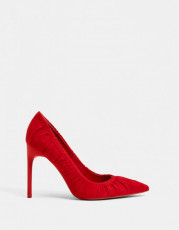 Bershka Red Shoes