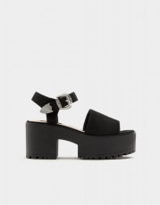 Pull&Bear Buckle Sandals