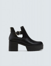 Pull&Bear RingAnkleBoots