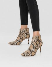Stradivarius Snake Boots