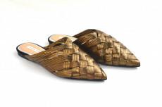 Zara MetallicShoes