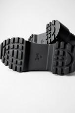 Zara Track LeatherAnkleBoots
