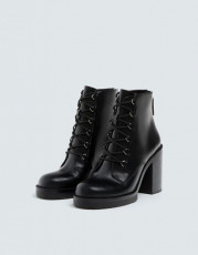 Pull&Bear LaceUpBoots