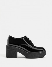 Bershka Derby Track Shoes