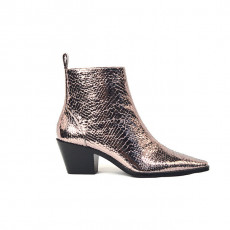 Zara MetallicBoots
