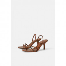 Zara Serpiente Sandals
