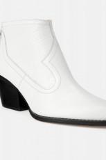 Zara CowboyPrintBoots
