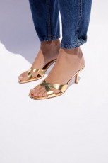 Zara Sandals CrissCross Mules