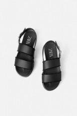 Zara SneakerFlowerSandals