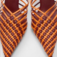 Zara StrapyHeeledShoes
