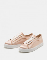 Bershka SatenSneakers