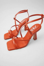 Zara OrangeSandals