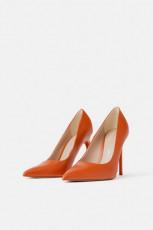 Zara OrangeStiletto
