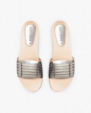 Zara SilverSoleSandals
