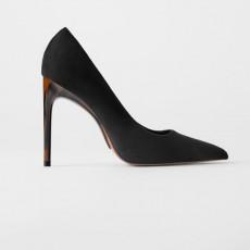 Zara WoodHeelShoes