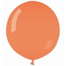 Balon jumbo culoare portocaliu 90cm