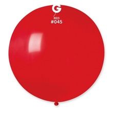 Balon JUMBO 75cm ROSU