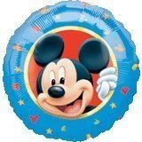 Balon folie metalizata 43cm Mickey Mouse Portrait