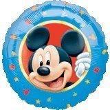 Balon folie metalizata 43cm Mickey Mouse Portrait