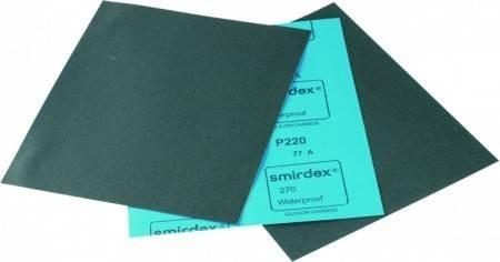 Šmirgla vodobrusni papir P500