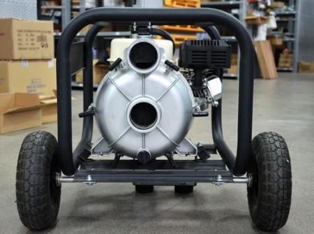 Pumpa za otpadnu vodu sa benzinskim motorom (6,5 KS)