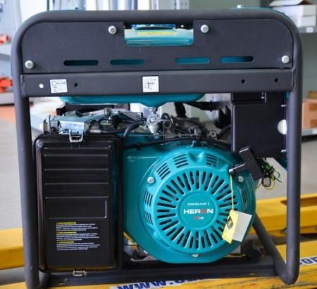 Agregat za struju sa benzinskim motorom- monofazni 5,5 KW