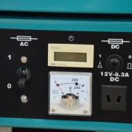 Agregat za struju sa benzinskim motorom- monofazni 2,8 KW