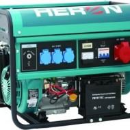 Agregat za struju sa benzinskim motorom, mono i trofazni 6KW(3F)/2,2KW(1F), električni start
