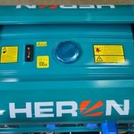 Agregat za struju sa benzinskim motorom- monofazni 6,5 KW, električni start