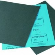 Šmirgla vodobrusni papir P1000