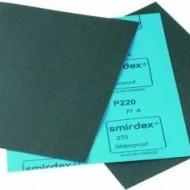 Šmirgla vodobrusni papir P360