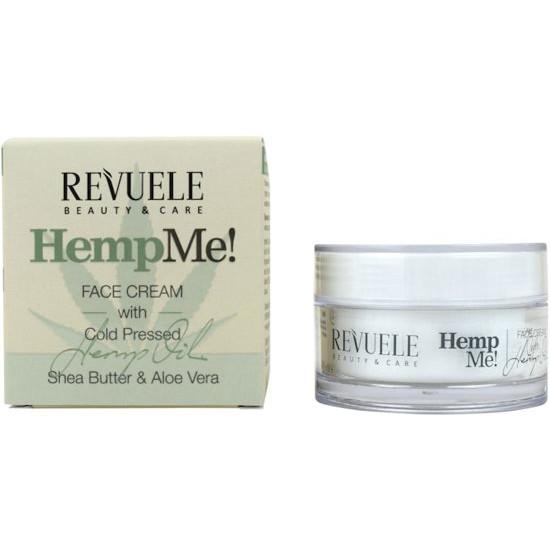 Revuele Hemp Me face cream 50ml