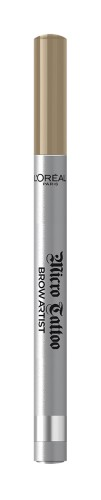 Poze Creion de sprancene cu varf tip carioca L'Oreal Paris Brow Artist Micro Tattoo 101 Blond - 5 g