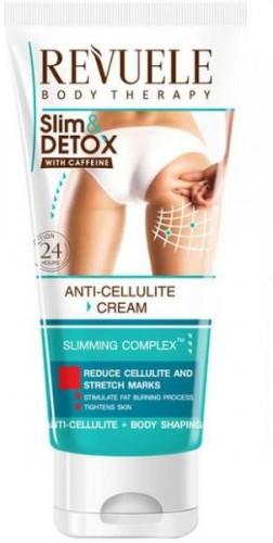 Crema anti celulita Revuele - Anti-Cellulite Cream with Caffeine 200 ml