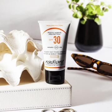 Crema protectie solara pentru fata Radiant PHOTO AGEING PROTECTION SPF 30 50 ml
