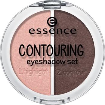 Poze Fard de ochi Essence  contouring eyeshadow set 03 5gr