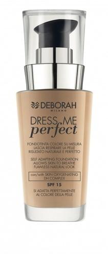 Fond de ten Deborah Dress Me Perfect FDT 00 Ivory, 30 ml