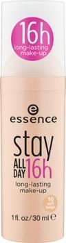 Poze Fond de ten Essence stay all day 16h long-lasting make-up 10 Soft Beige 30 ml