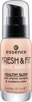 Fond de ten Essnce FRESH & FIT AWAKE MAKE UP 30 Fresh  Honey 30ml