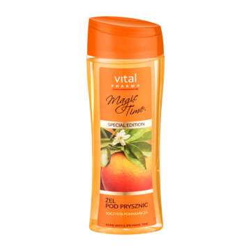 Gel de Dus MAGIC TIME 250ml