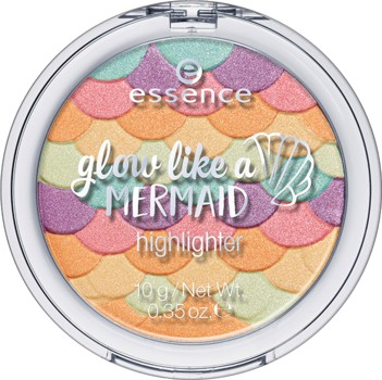 Poze Iluminator Essence glow like a mermaid highlighter 10 gr Forever mermaid