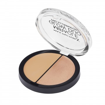 Poze Iluminator Max Factor Miracle Glow Duo, 20 MEDIUM, 11 g