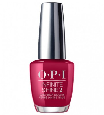 Poze Lac de unghii OPI  INFINITE SHINE - OPI Red
