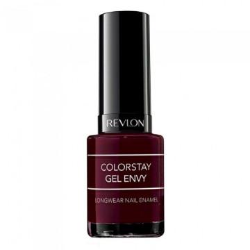 Poze Lac de unghii Revlon ColorStay Gel Envy™ Longwear Nail Enamel Deep red (Heartbreaker)