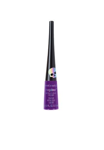 Liner metalic Wet n Wild MegaLast Metallic Liquid Eyeliner - Black Butterfly